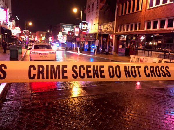 2 Shot at 2nd and Beale Streets - 11/18/2016 2:15 - 10 shots fired